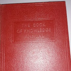1949 The Book of Knowledge